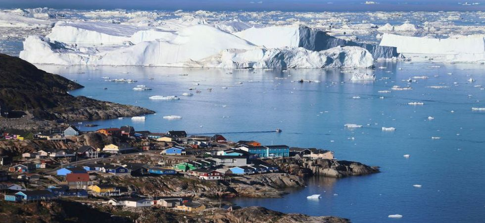 Greenland's melting has driven more sea level rise  (File Photo)