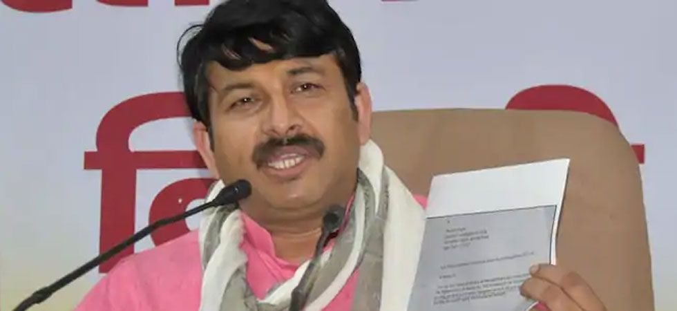 Manoj Tiwari, the BJP MP from Northeast Delhi, received the message on Friday. (File Photo: PTI)
