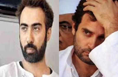 Ranvir Shorey hits out at Rahul Gandhi; tweets 'New India will be when you and your family quit politics'