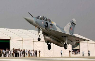 This is how Indian Air Force commemorated 20 years of the Kargil War
