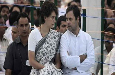 Congress dissolves all district committees of UP in big reshuffle after poll drubbing