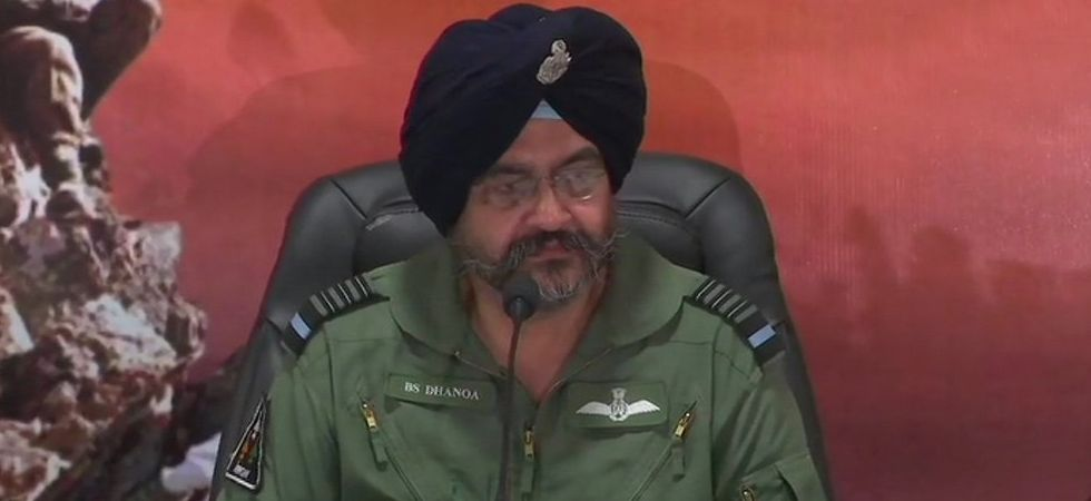 Chief of Air Staff BS Dhanoa. (Image Credit: ANI)