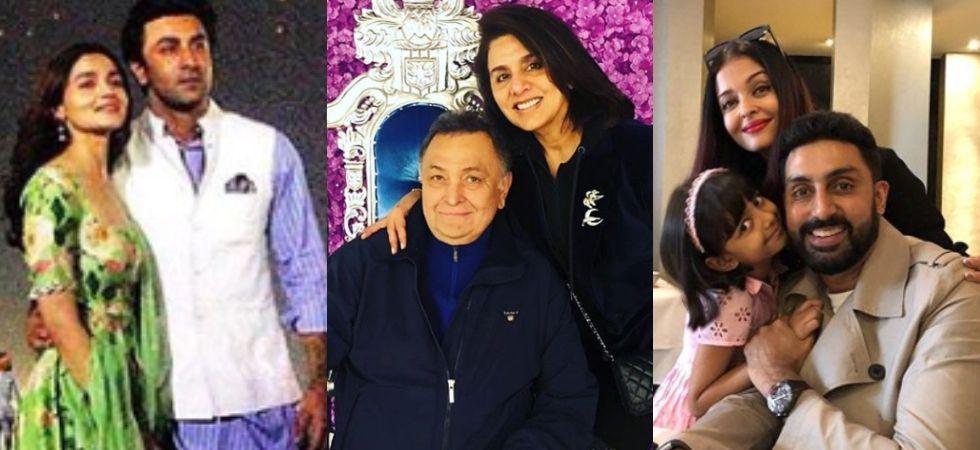 Ranbir -Alia reunite with Rishi-Neetu
