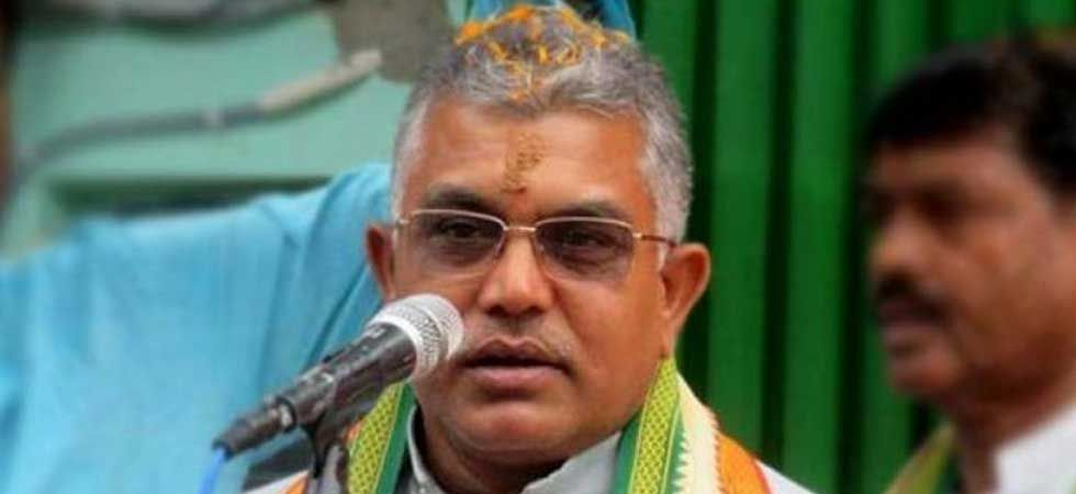West Bengal BJP president Dilip Ghosh (File Photo/PTI)