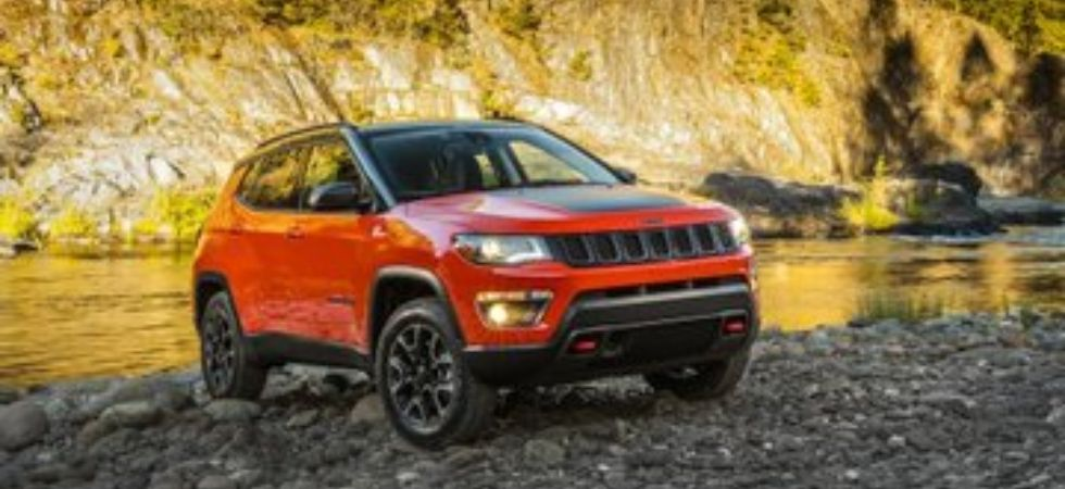 Jeep Compass Trailhawk AWD (Photo Credit: Twitter)
