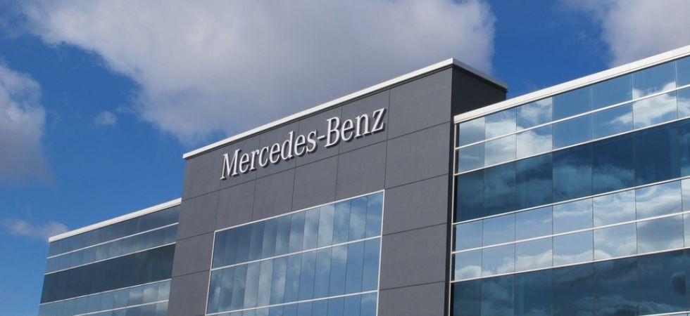 Mercedes-Benz (Photo Credit: Twitter)