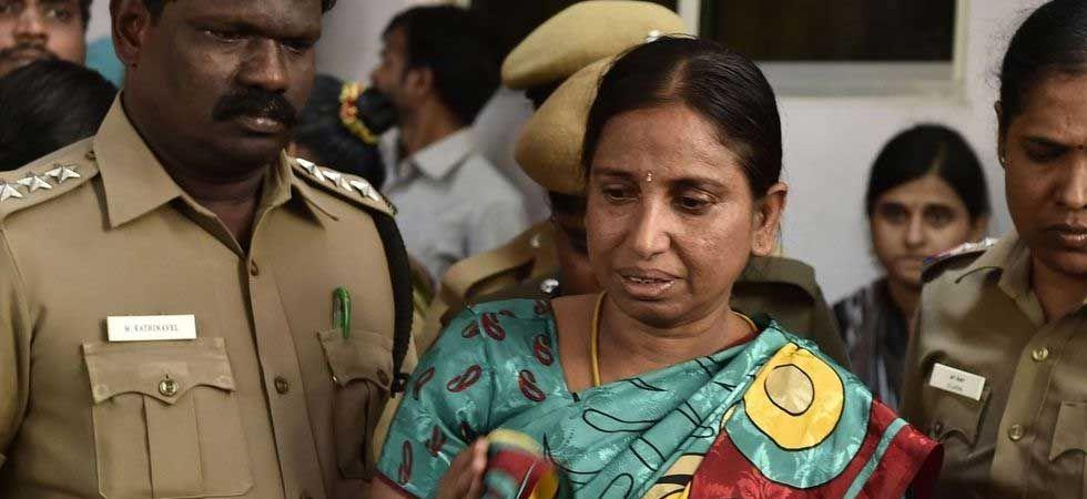 Nalini Sriharan, a life convict in the Rajiv Gandhi assassination case. (Photo: IANS)