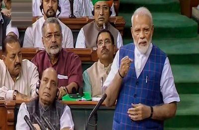 If someone gets bail then they should enjoy: PM Modi's apparent dig at Rahul, Sonia Gandhi