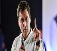 Jharkhand lynching 'blot on humanity', reacts Congress president Rahul Gandhi