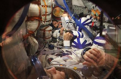 NASA astronauts back on Earth after 204-days aboard ISS