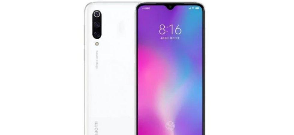Xiaomi Mi CC9e (Photo Credit: Twitter/Mukul Sharma)