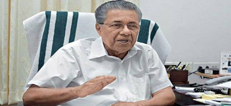 Kerala CM Pinarayi Vijayan. (PTI/file)