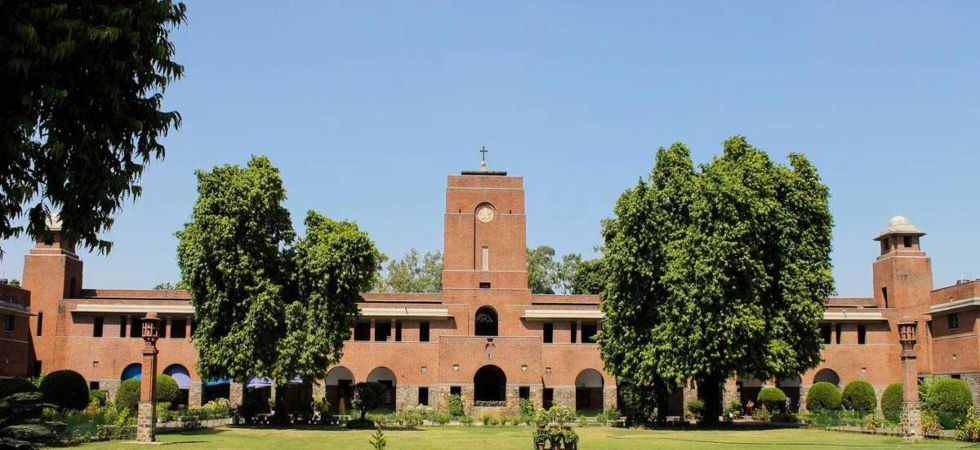 DU Admissions St. Stephen's College announces cut-offs