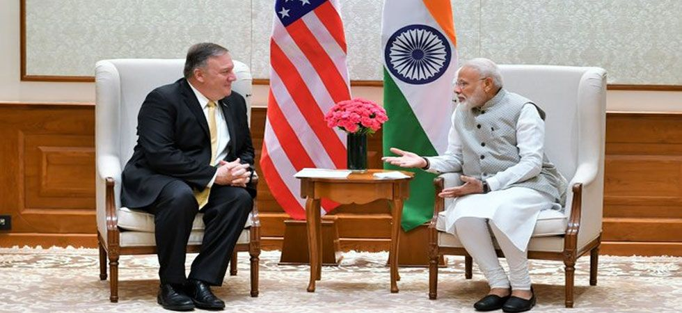 Pompeo is also scheduled to hold detailed discussions with External Affairs Minister S Jaishankar.