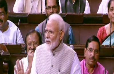 In a first, PM Modi hints fighting for third term in 2024 Lok Sabha elections