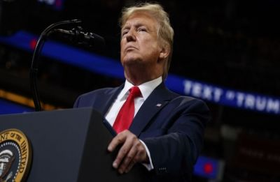Any attack by Iran will be met with overwhelming force, says Donald Trump