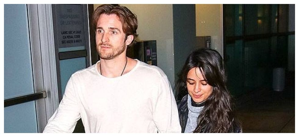 Camila Cabello and Matthew Hussey call it quits (Photo: Instagram)