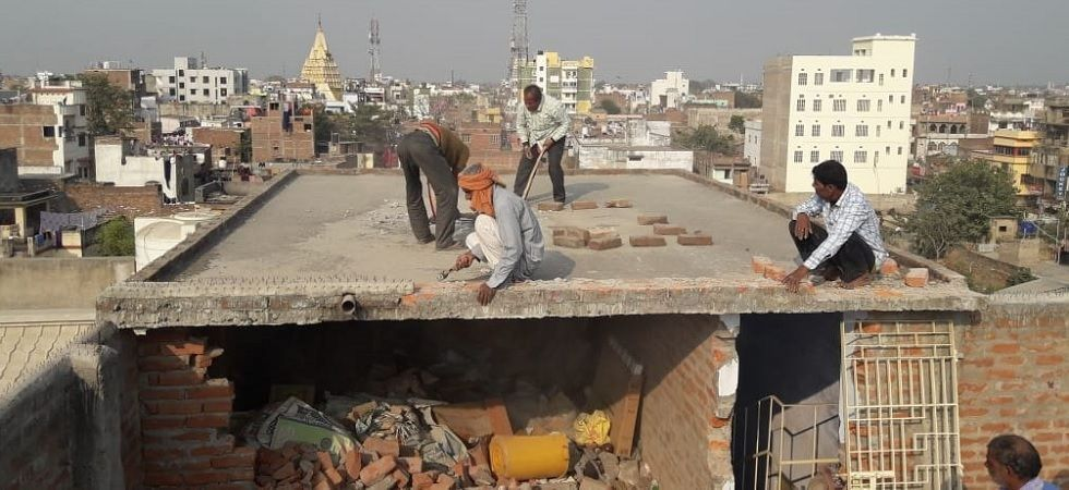The minister said that the tenements in Amar Colony, near Lajpat Nagar, New Delhi enjoy immunity from punitive action like demolition, sealing etc. (File Photo)