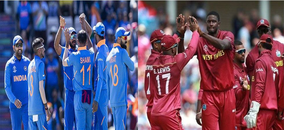 ICC World Cup 2019, India vs West Indies, (Twitter)