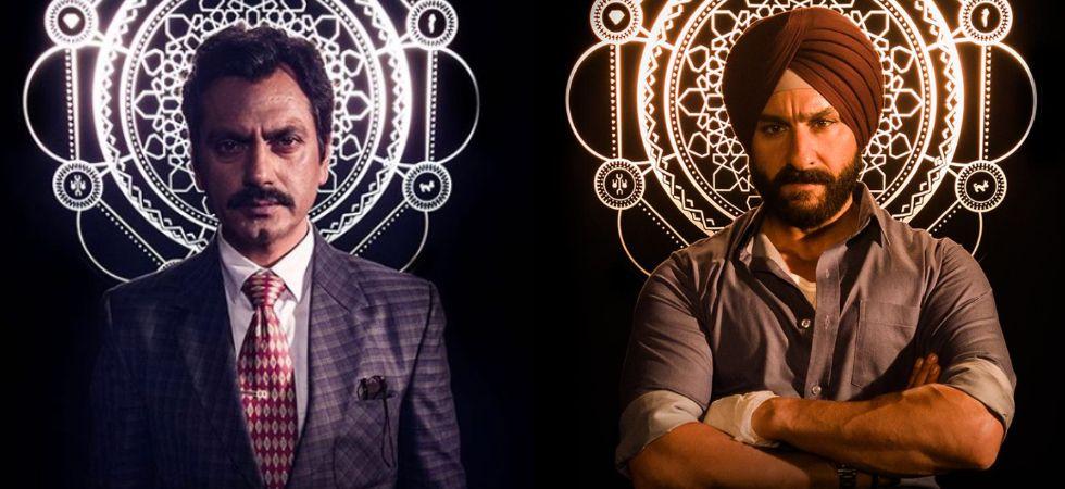 Nawazuddin Siddiqui and Saif Ali Khan./ Image: Instagram