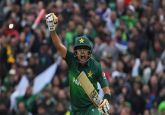 Babar Azam's 101 off 127 balls knock down New Zealand in Birmingham