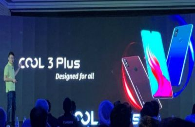 Coolpad Cool 3 Plus launched in India at Rs 5,999: Features, specs inside