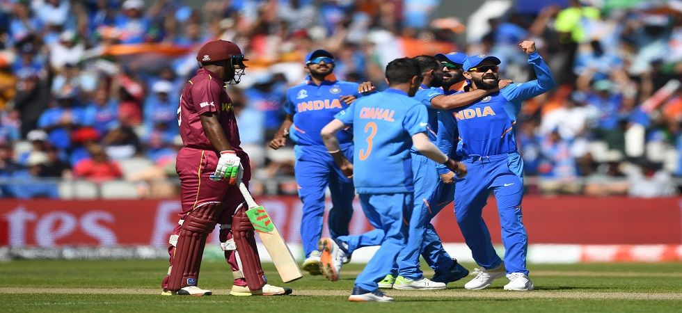 India beat West Indies by 125 runs at Old Trafford in Manchester (Image credit: Getty Images)