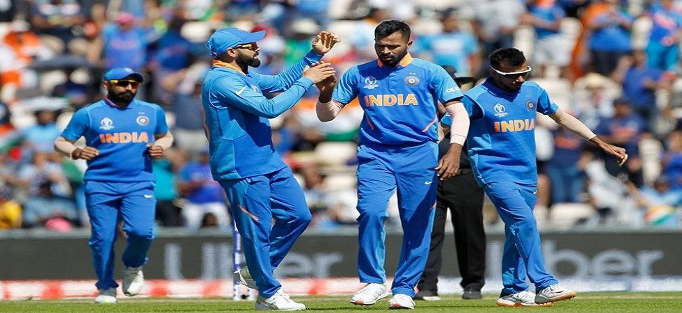 India tops the ICC ODI ranking (Image Credit: Twitter)