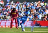 Cricket Score Live Updates, IND vs WI ICC World Cup: Kohli, Dhoni aim to steady India