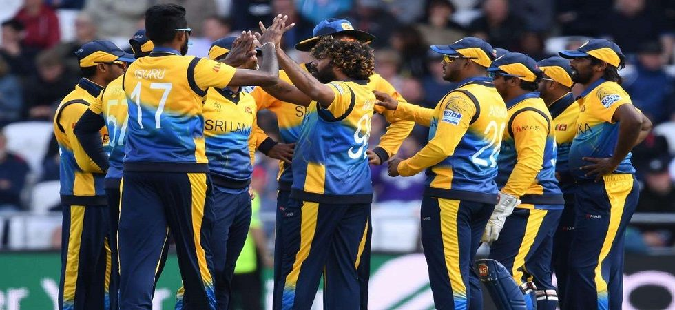 Sri Lanka to wear yellow jersey in remaining World Cup games (Image Credit: Twitter)