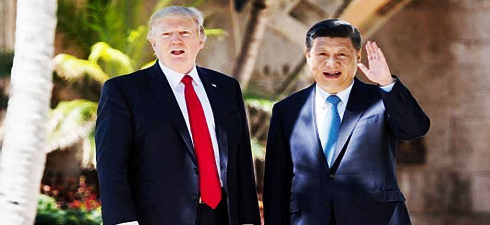 The world's two largest economies are currently negotiating a trade deal to end the trade war which began after Trump imposed tariffs on the Chinese imports. (File Photo)