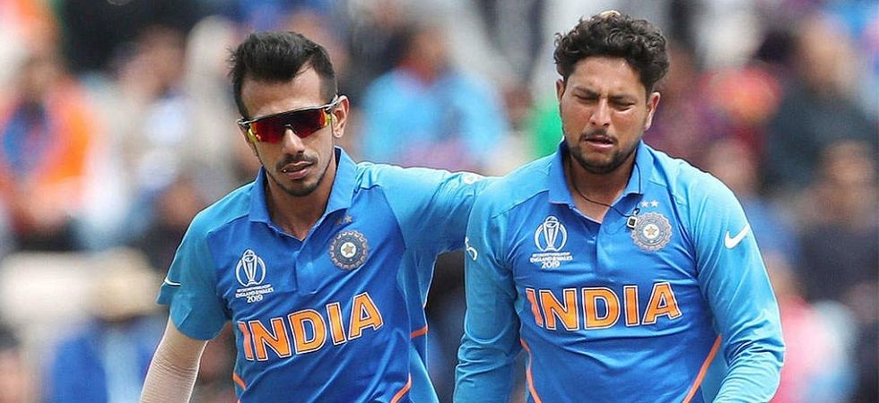 Kuldeep and Yuzvendra have featured in all World Cup games (Image Credit: Twitter)