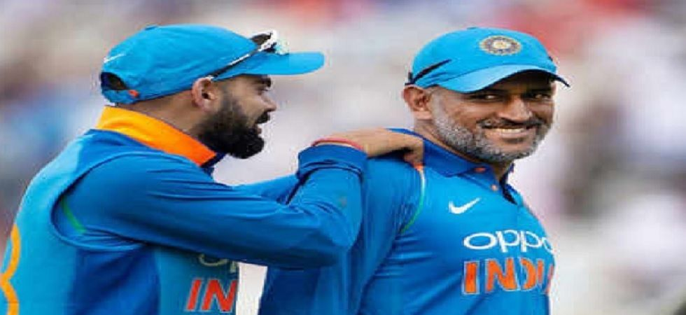 MS Dhoni is a legend of the game, says Virat Kohli (Twitter)