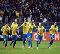 Brazil beat Paraguay in tense penalty shootout, enter semi-final of Copa America