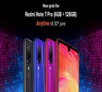 Redmi Note 7 Pro 6GB RAM goes on sale in India: Check price, offers, specifications
