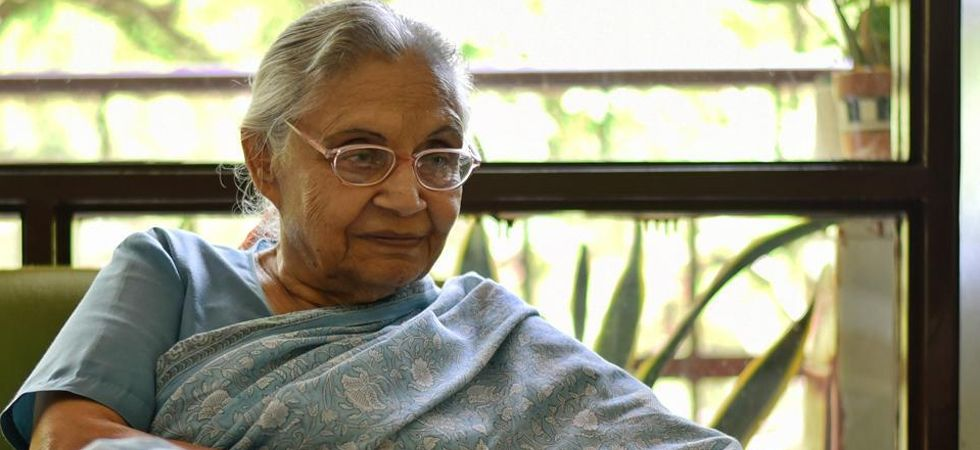 Sheila Dikshit dissolves all 280 block Congress committees with immediate effect