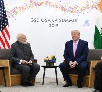 PM Modi meets US President Trump, discuss Iran, trade, defence, 5G