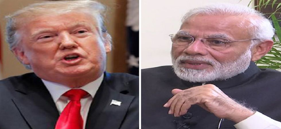 """Donald Trump said that India-US ties had never been closer setting the stage for the interaction that Gokhale described as """"open"""