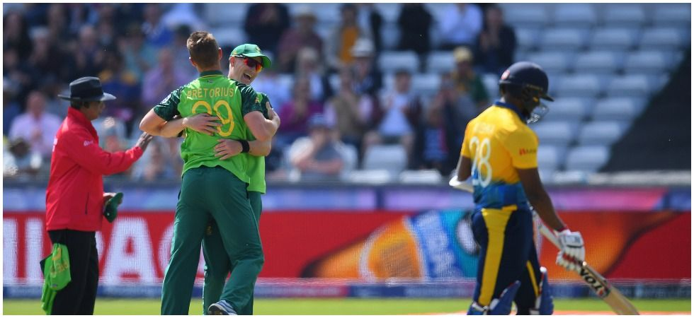 Sri Lanka are in a precarious situation in the race for the ICC Cricket World Cup 2019 semi-final after a heavy loss to South Africa. (Image credit: Getty Images)
