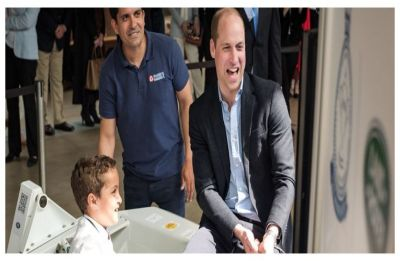 Prince William's shares how he will deal with his kid if he is gay; his opinion wins internet