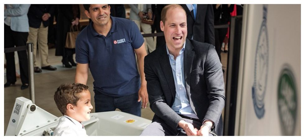 Prince William's shares how he will deal with his kid if he is gay