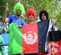 WATCH: Clash between Afghanistan and Pakistan fans during ICC Cricket World Cup 2019 match in Leeds