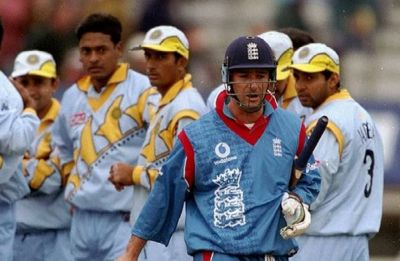India vs England ICC Cricket World Cup rewind: When Rahul Dravid, Sourav Ganguly knocked hosts out in 1999