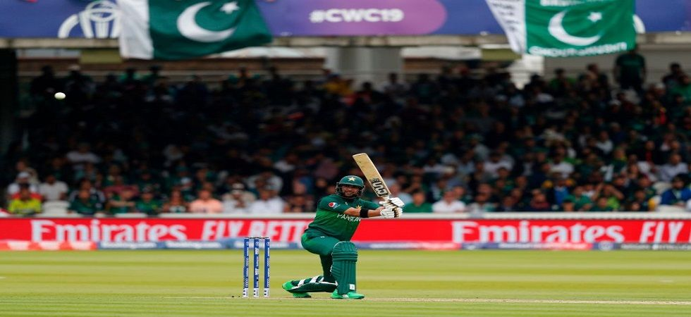 Shaheen Afridi took 4/47 as Afghanistan ended on 227/9 against Pakistan in the ICC Cricket World Cup 2019 clash in Leeds. (Image credit: Getty Images)