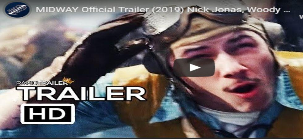 Nick Jonas starrer war-drama Midway trailer out!