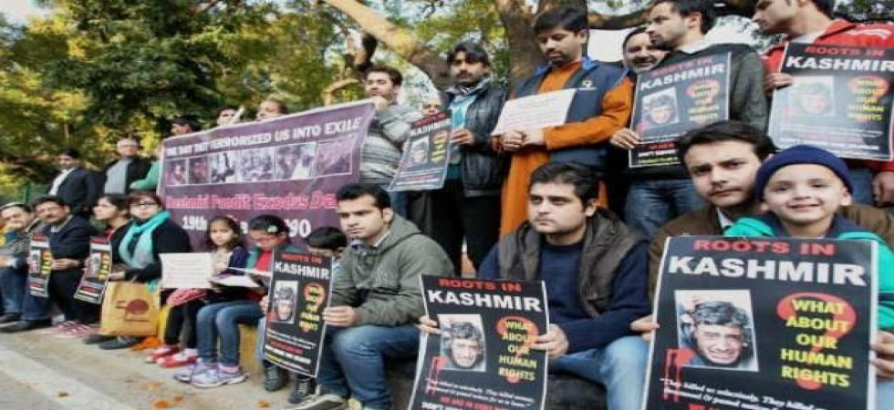Kashmiri Pandits said the time was ripe for the provision to scrapped