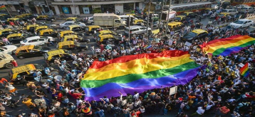 Other LGBTQ celebrations took place from India to Europe, with more events planned for Sunday. (PTI Photo)