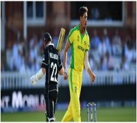 Mitchell Starc 5/26 delays New Zealand's semi-final hopes in ICC Cricket World Cup 2019