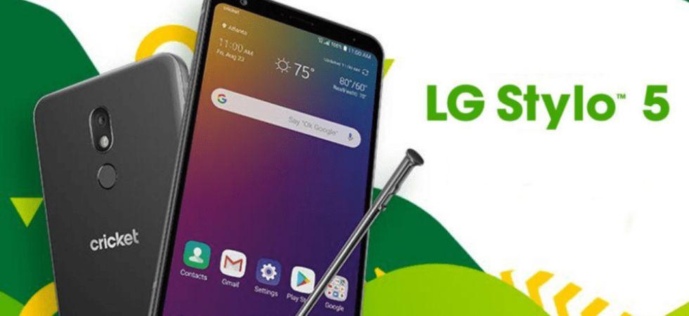 LG Stylo 5 (Photo Credit: LG)