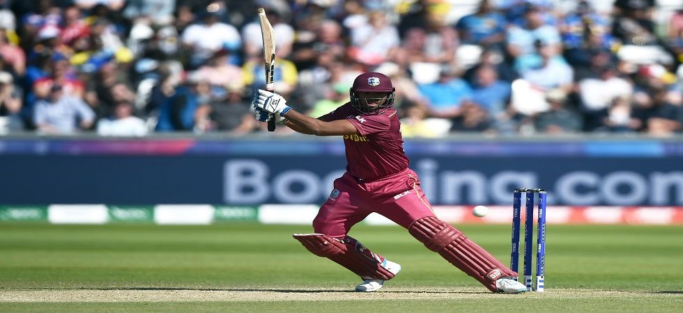 Nicholas Pooran scored 118 but Sri Lanka won by 23 runs against West Indies in the ICC Cricket World Cup encounter in Durham. (Image Credit: Getty Images)